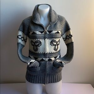 Wool TNA Sweater Sz Small Exchange Condition